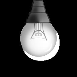 Lampadina Spenta (icona da scaricare) ARCADIACLUB.COM