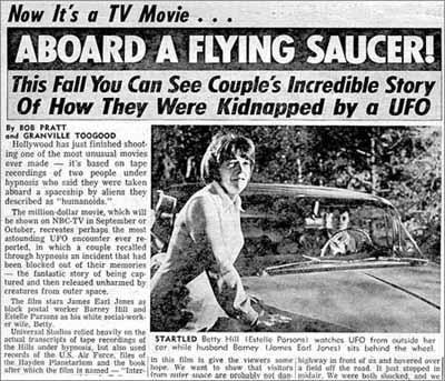 Risultati immagini per caso hill alieni