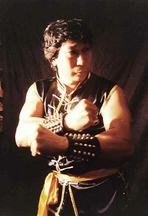 Chiu Chi Ling: real master