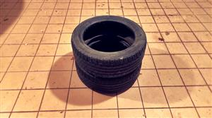 How to make a punching bag with tires
