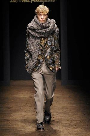 J'adore Fall Winter 2015 2016. Sfilate Moda Uomo.
