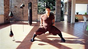 Kung fu rooting - Pyramid concept