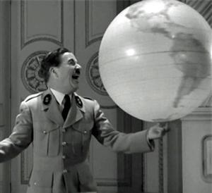 La follia di Hitler secondo Chaplin