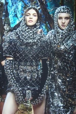 Moda Autunno Inverno 2014 2015: Il Medioevo di Dolce e Gabbana