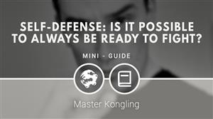 Self-Defense: is it possible to always be ready to fight?