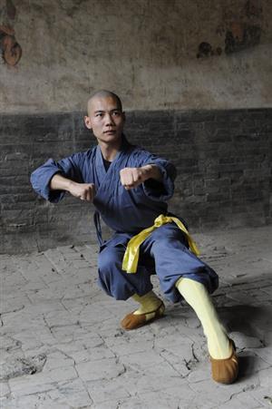 Shi Yan Ti: real master - Article image