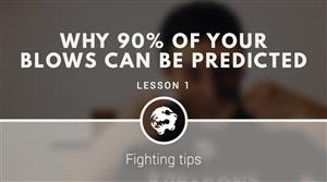 Why 90% of your blows can be predicted