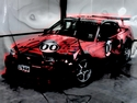 CLICK PER INGRANDIRE | TITOLO: Automobile rossa