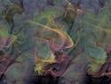 CLICK PER INGRANDIRE | TITOLO: Caos di fili di colore