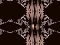 CLICK PER INGRANDIRE | TITOLO: Crocicchio di volti tirati