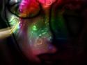 CLICK PER INGRANDIRE | TITOLO: Fantasma colorato