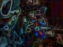 CLICK PER INGRANDIRE | TITOLO: Groviglio cromatico