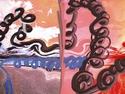 CLICK PER INGRANDIRE | TITOLO: La passeggiata del drago