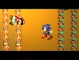 Mario VS Sonic - The War