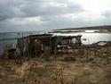 CLICK PER INGRANDIRE   TITOLO: Baracche e mare