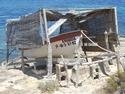 CLICK PER INGRANDIRE | TITOLO: Riparo e barca