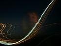 CLICK PER INGRANDIRE   TITOLO: Scie di luce