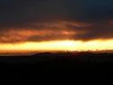CLICK PER INGRANDIRE | TITOLO: Tramonto e montagne