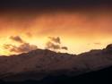 CLICK PER INGRANDIRE | TITOLO: Tramonto Monte Rosa