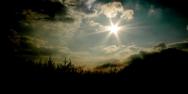 CLICK PER INGRANDIRE | TITOLO: Stella diurna tra nuvole