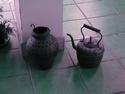 CLICK PER INGRANDIRE | TITOLO: Vasi di metallo