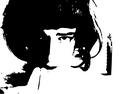 CLICK PER INGRANDIRE | TITOLO: White face black lips