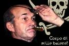CLICK PER INGRANDIRE | TITOLO: Bertinotti pirata